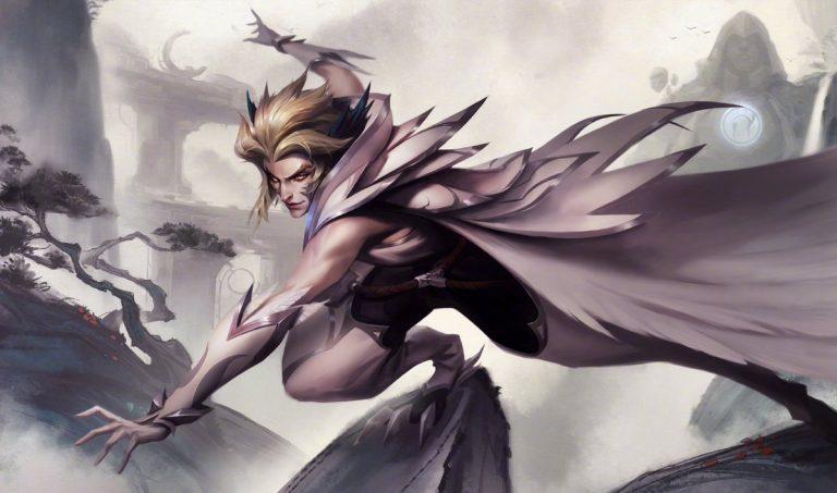 Rakan | Foto: Riot Games/Reprodução