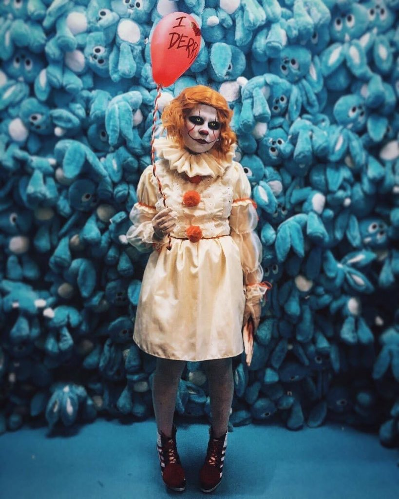 Cosplay Pennywise 🎈