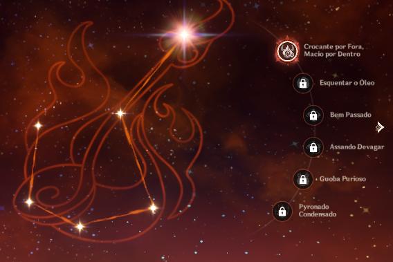 Constelação Xiangling Genshin Impact