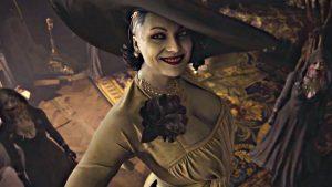 Lady Dimitrescu, Resident Evil Village