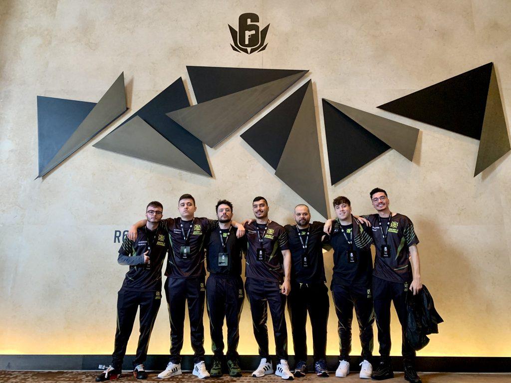 Ninjas In Pyjamas é a grande vencedora da Copa Elite Six e garante sua vaga no Mundial de Rainbow Six