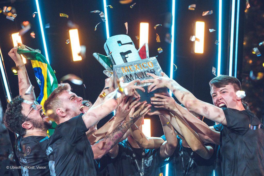 Team One vence Major México e é campeã no Rainbow Six